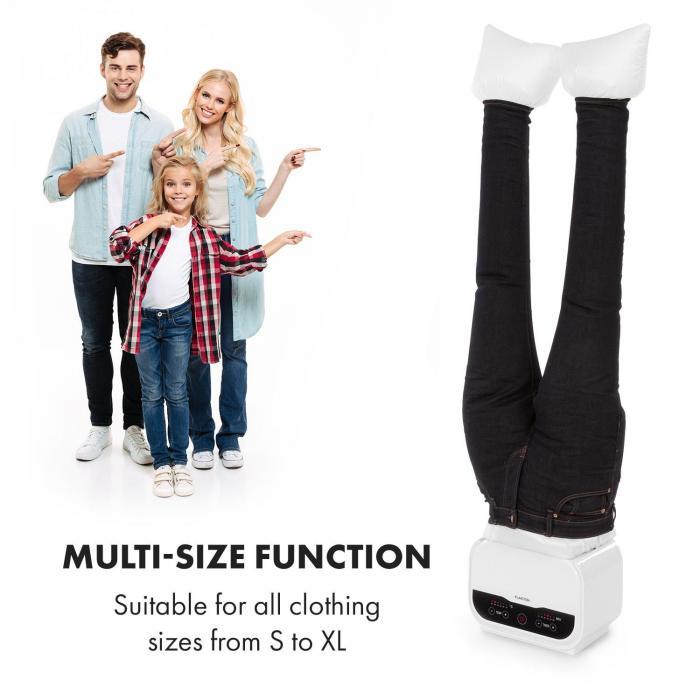 ShirtButler Pro -housuosa lisäosa nailon valkoinen