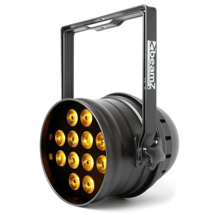 BPP200 LED Par valonheitin 64 12 x 18 W 6 in 1 LED-valot