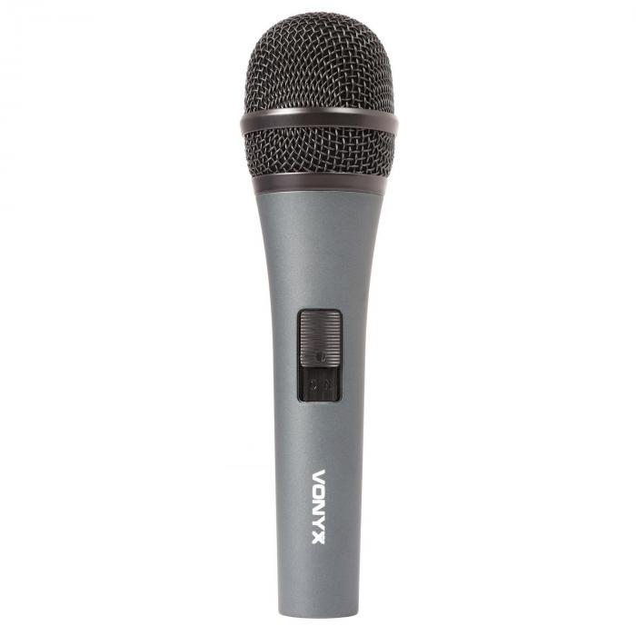 DM825 Microfone Dinâmico XLR c/Cabo