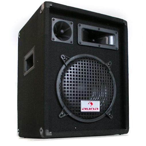 """DJ PA Package """"Marrakesh Lounge Pro"""" Speakers & Amplifier Set"""