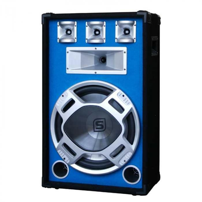"Sistema pa set dj 2 casse bassi 15"" amplificatore 2000W"