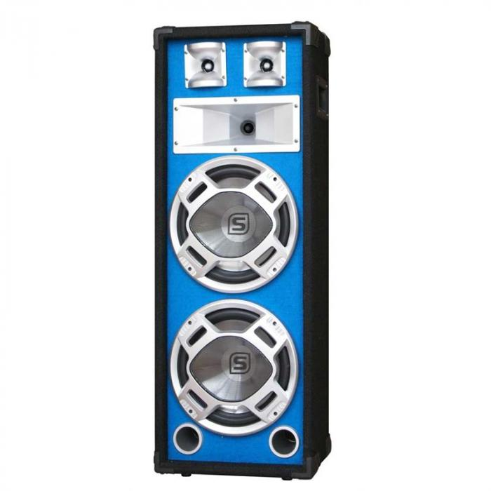 PA Set Blue Star Series 'Bassveteran Quadro' 3200 Watt