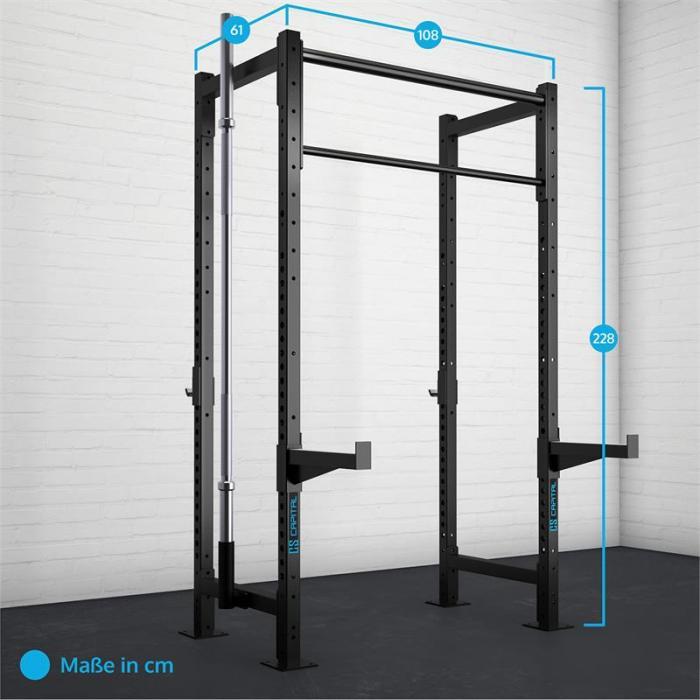 Dominate Edition Set 2 Rack Complete Set Steel Black At