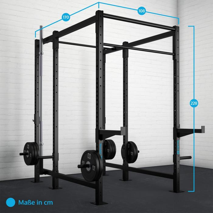Dominate Edition Set 10 Basis Rack Rig 1 x Par J-Cups