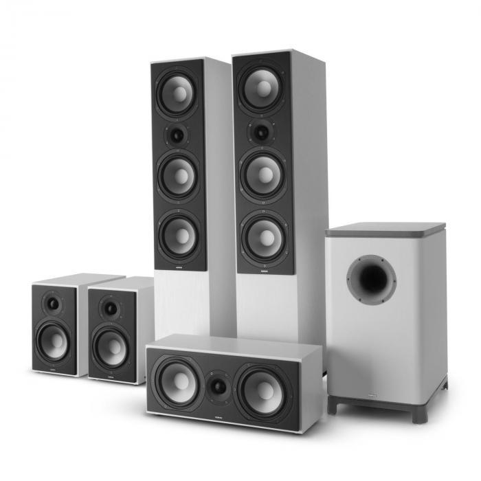 Reference 851 5.1-Soundsystem Bianco