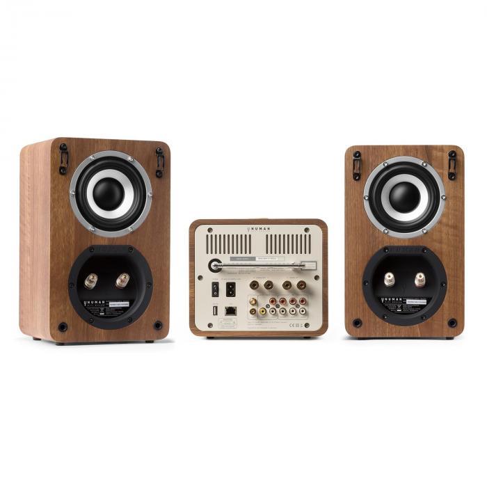 Unison Retrospective 1979S Edition – Stereoanläggning förstärkare högtalare + cover