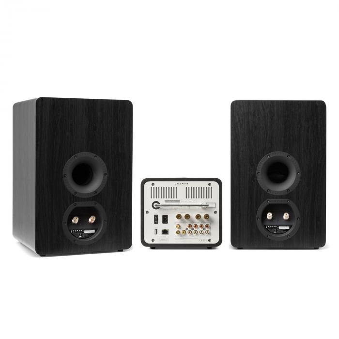 Unison Retrospective 1978 MKII Edition – Stereo Amplificatore Casse + C