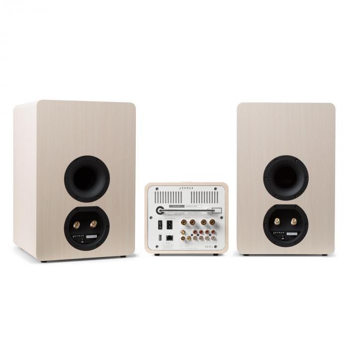 Unison Retrospective 1978 MKII Edition - Sistema stereo amplificador + C