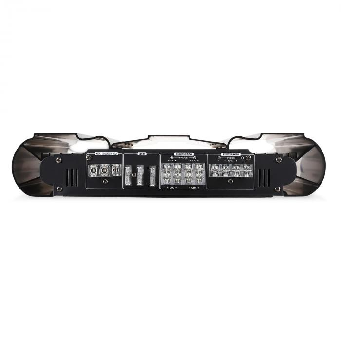 "Car HiFi Set ""London"" 4.1 systeem 6000W bass, boxen, versterker"