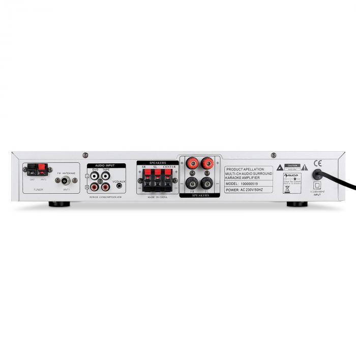 AMP-2540-S Amplificatore surround 5.0