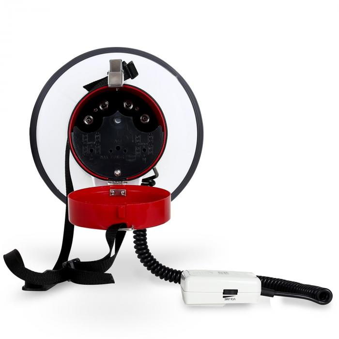 80W Weatherproof Megaphone Siren 1000m