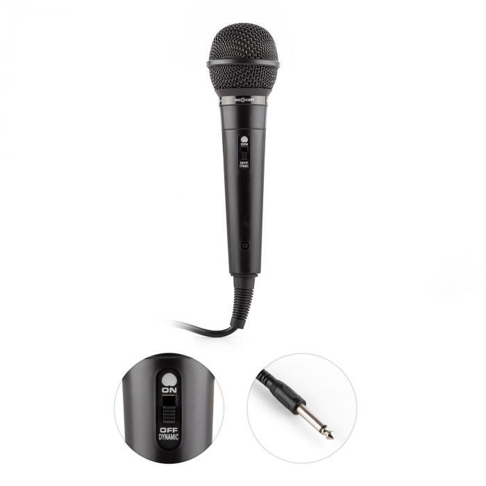Dynamic Multipurpose Microphone DMM-1280