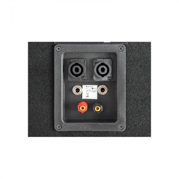 Auna 2.2 Set PA DJ Altavoces Subwoofer 2200W