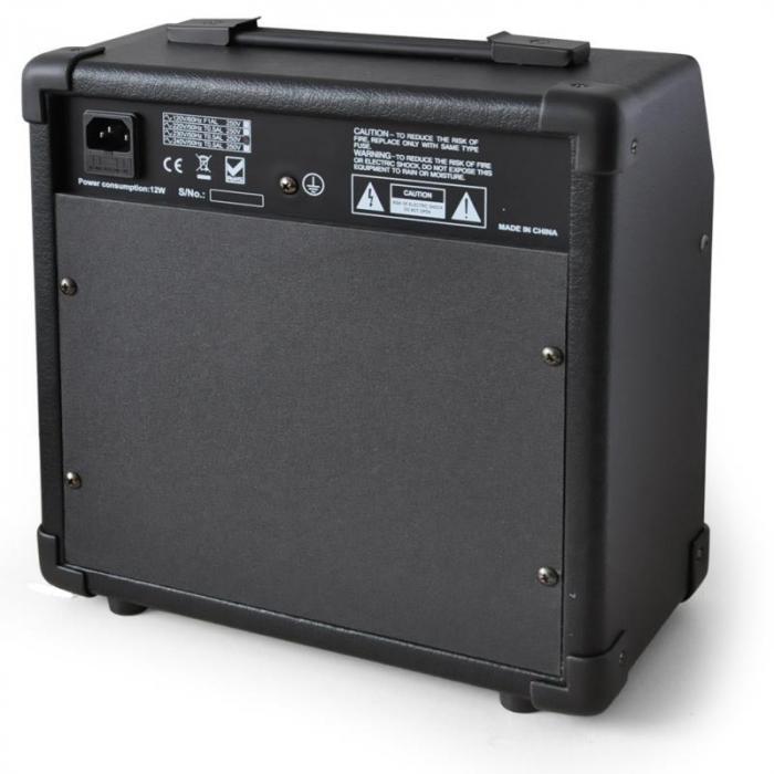 Sähkökitaravahvistin Chord CG-10 15cm home-vahvistin