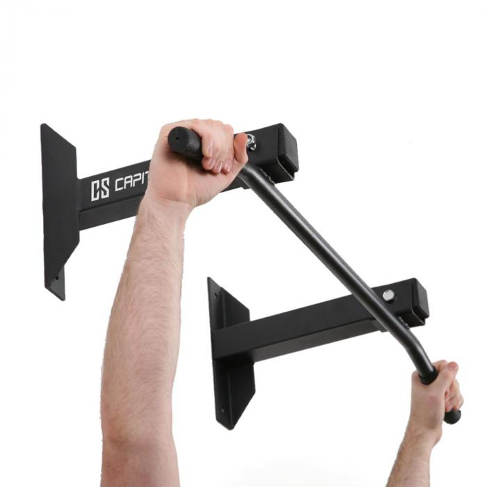 Tyro S2 Wall Mounted Pull Up Bar 350kg