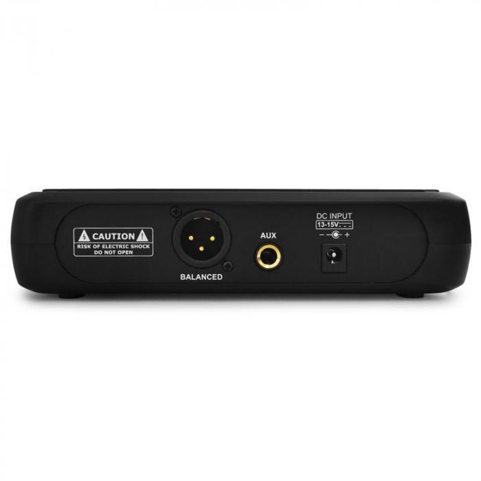 UHF-langaton mikrofonisetti Skytec STWM721 1kanava 1mikrofon
