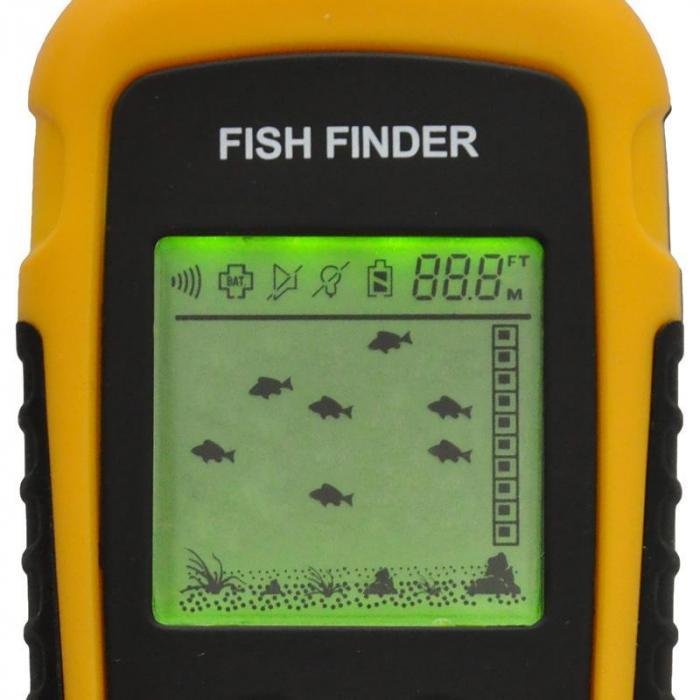 KT-Fisher Echolot Sonar-Fishfinder Angeln