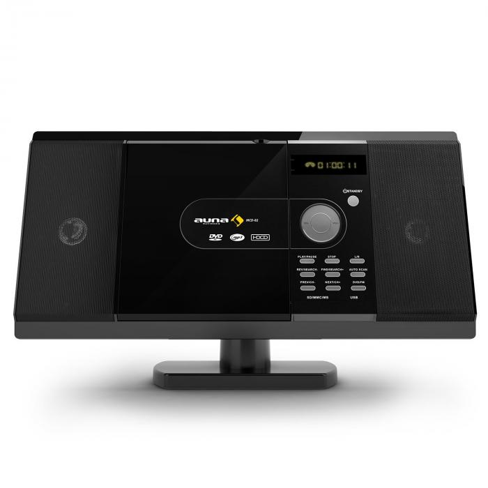 MCD-82 DVD-Player Stereoanlage USB SD MPEG4