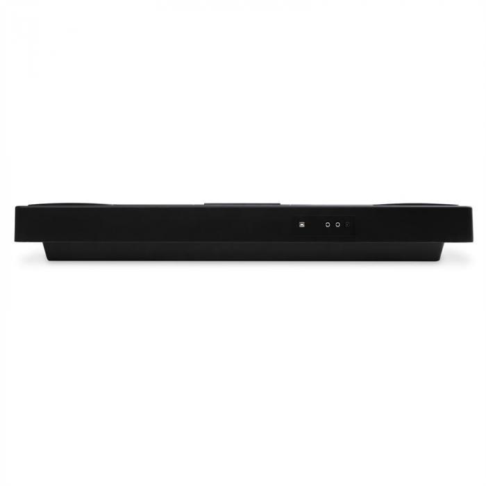 """Little Beethoven"" Keyboard-Komplett-Set mit USB-MIDI-Keyboard 61 Tasten, Keayboard-Ständer, Hocker"