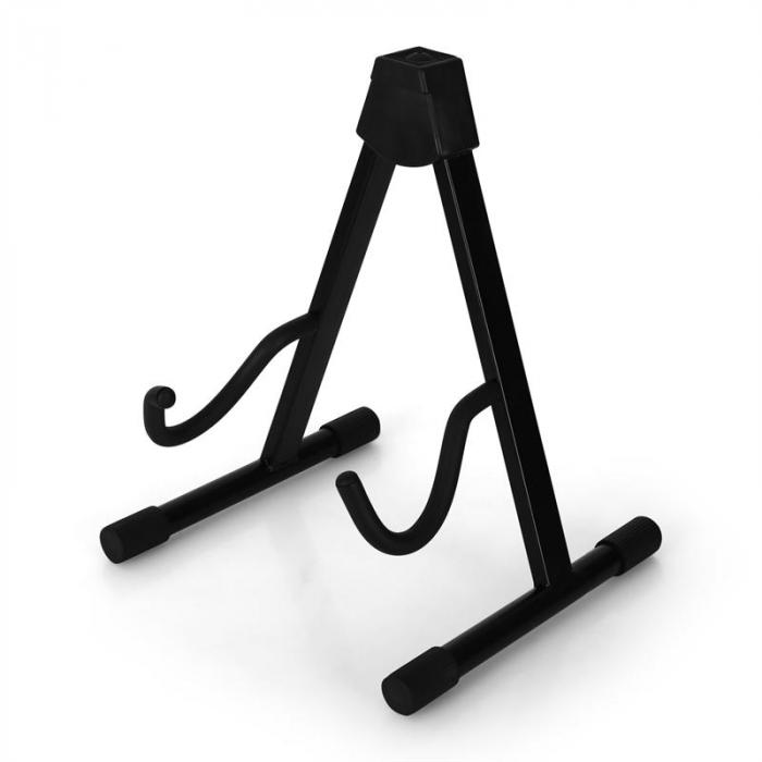 A-Frame Padded Guitar Stand for Electric Guitar or Bass