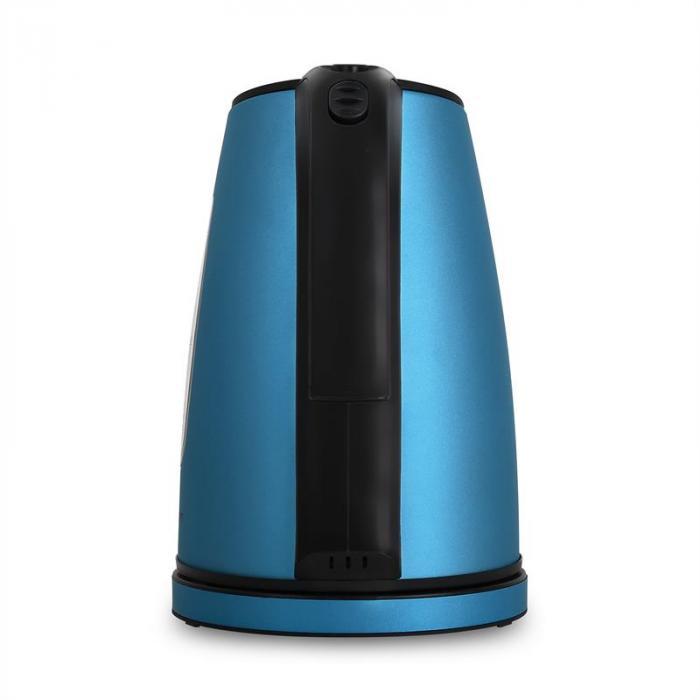 SS17 Bollitore 2200W 1,7l effetto luce blu