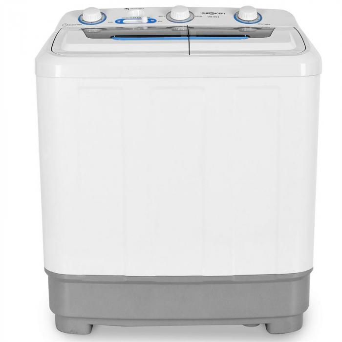 DB004 Mini Camping Washing Machine Spin 4.8kg Max Load