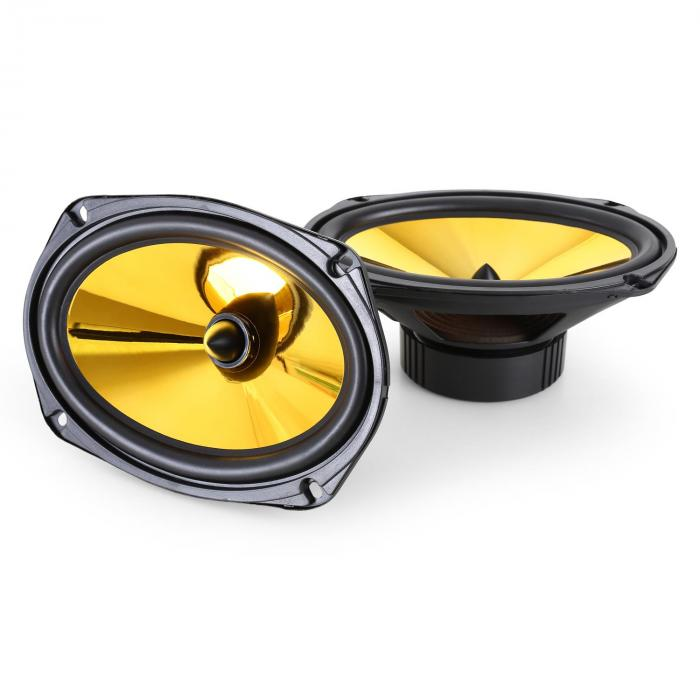 """Golden Race V5"" Set car audio 4.0"