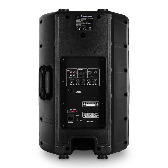 PP-2215A aktiver PA-Lautsprecher 38cm (15'') 1500W