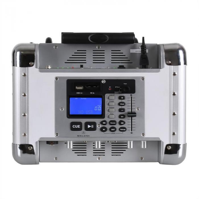 PAS1 Streetrocker kannettava PA-laite valkoinen 50 Watt RMS