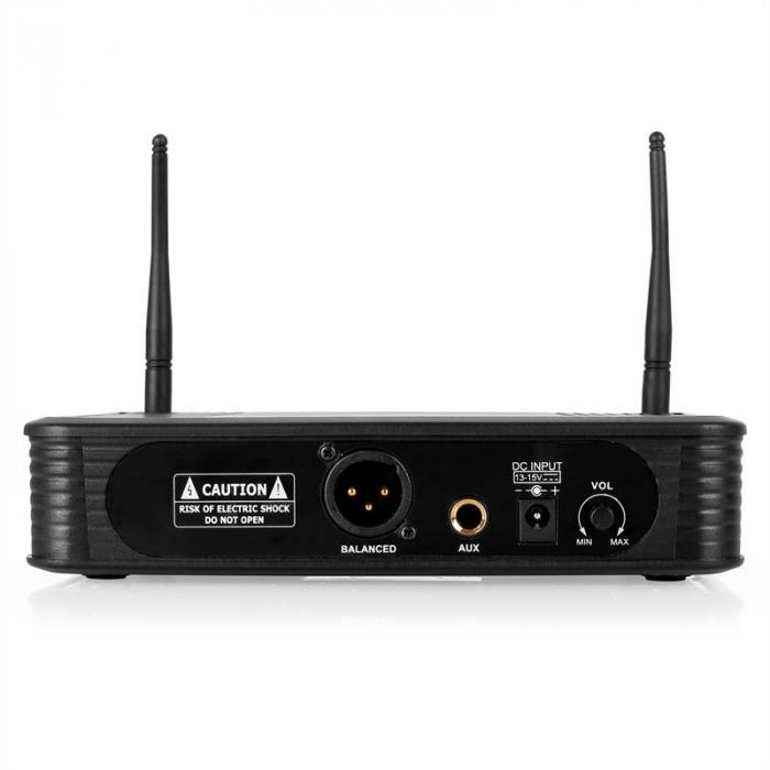 UHF 350 Solo Wireless Microphone Set 1 Channel UHF