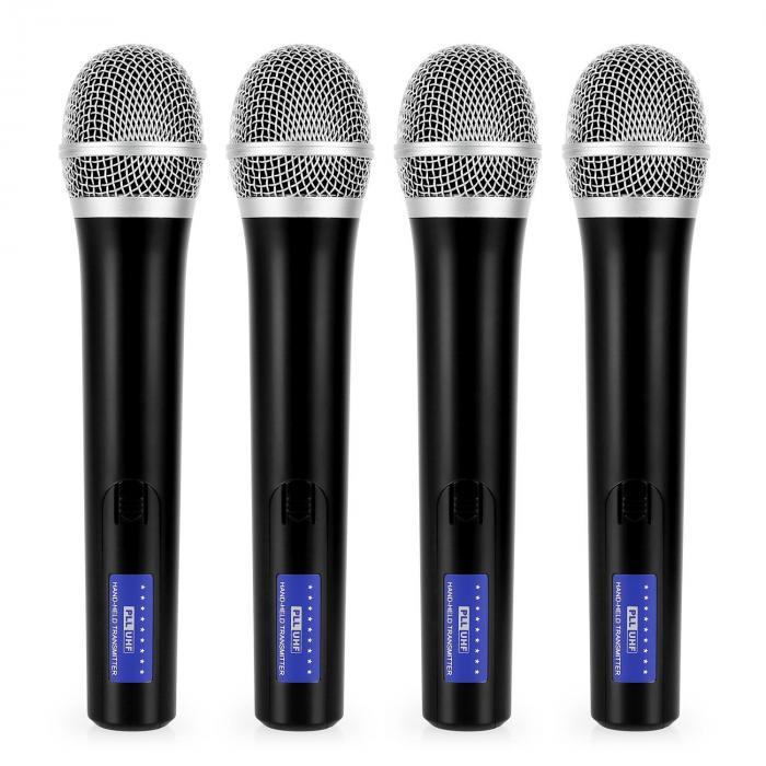UHF-550 Quartett1 4-kanava langaton mikrofonisetti