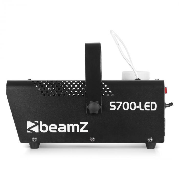 S700-LED Fog Machine 700W Flame Effect