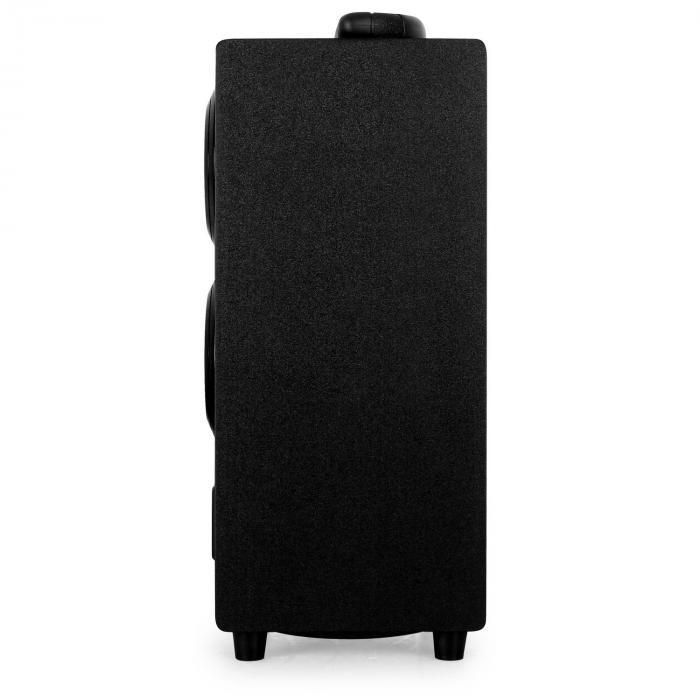 Beachboy bluetooth-kaiutin musta USB SD AUX UKW