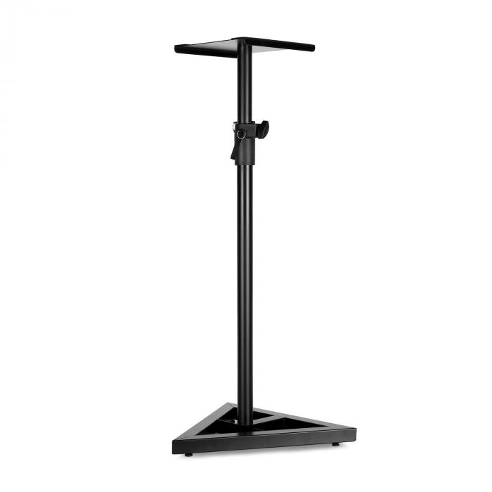 Monitor-Stand 5 supporto altoparlanti nero