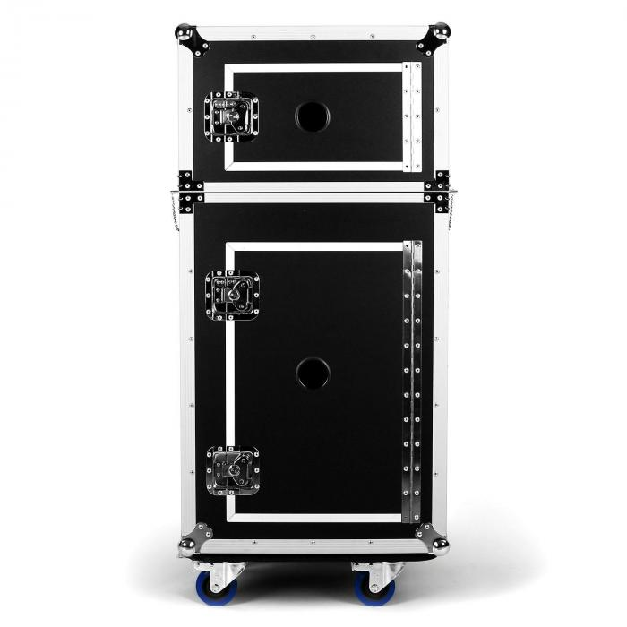 "SC-CMD 16U Rack Case 19"" 16U"
