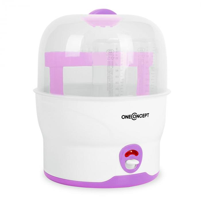 Mom&Me Princess Sterilisator Vaporisator Pink