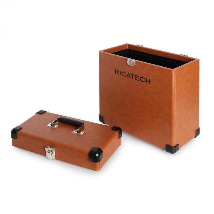 RC0042 Plattenkoffer Braun