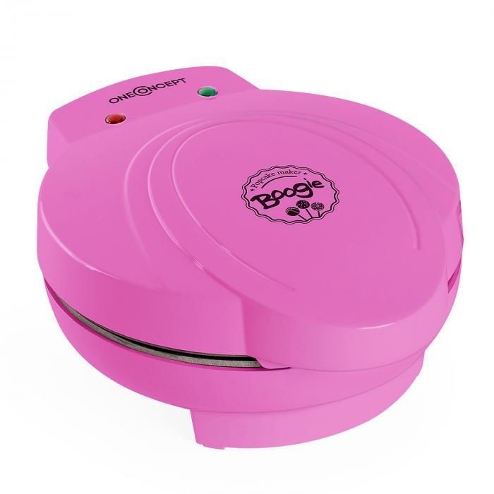 Boogie Pop Cake Maker 1300W rosa
