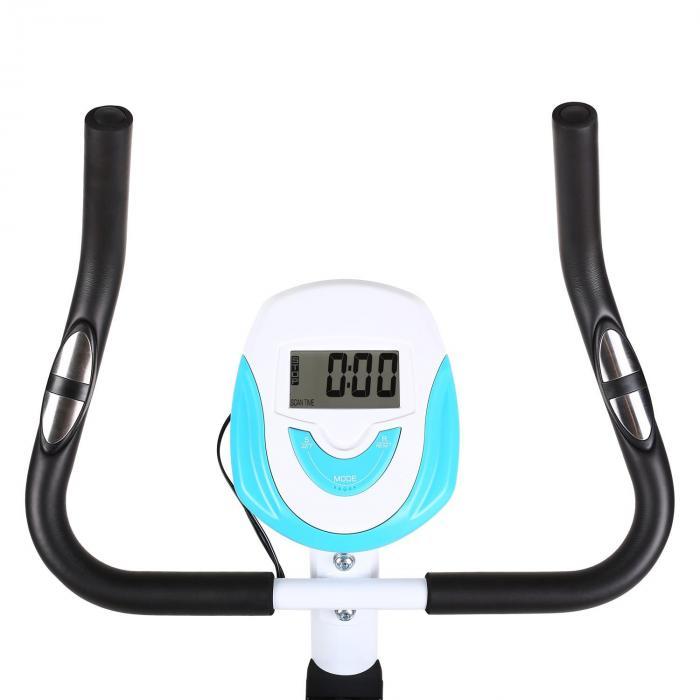 Mobi FX 250 kuntopyörä ergometri pulssimittari max.100kg