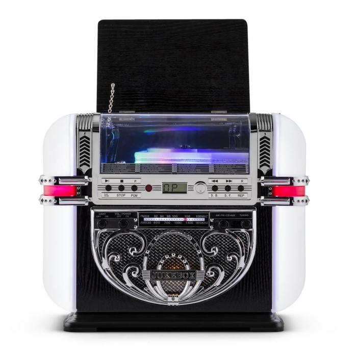 RR700 jukeboksi FM/AM AUX LED