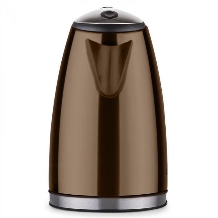 Ariela bollitore d'acqua marrone 1,7 L 2200W