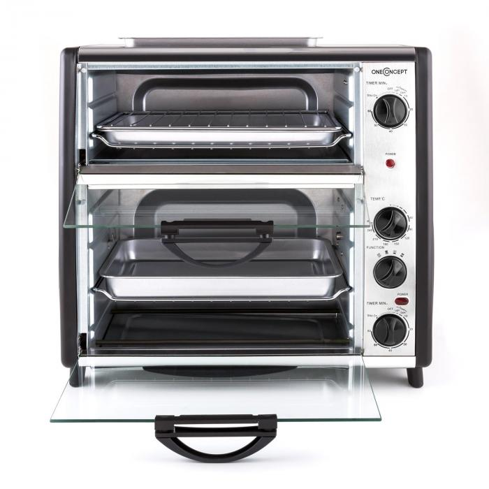 All-You-Can-Eat Doppio Forno Grill 42 Litri 2400W