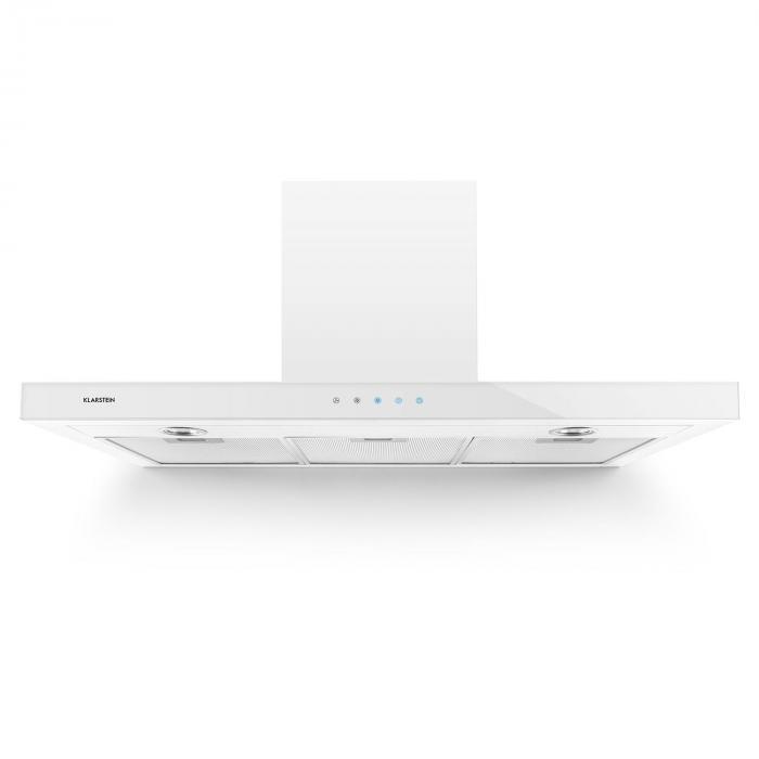 Bon Vivant Blanc Cappa Aspirante 90 cm 650m³ / h Bianco Classe D