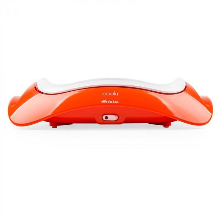 734 Coukí elektrischer Tischgrill 700W orange