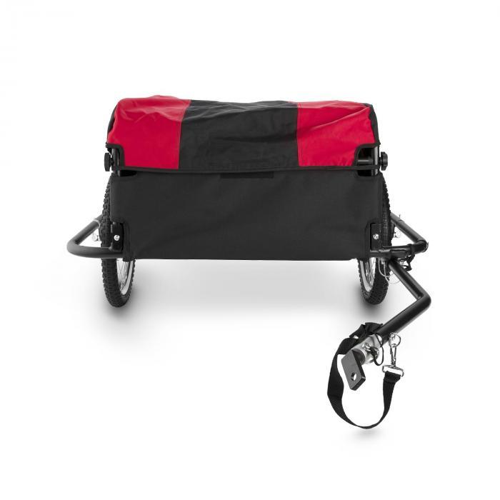 Mountee polkupyörän peräkärry/kuljetuskärry 130l 60kg teräsputki