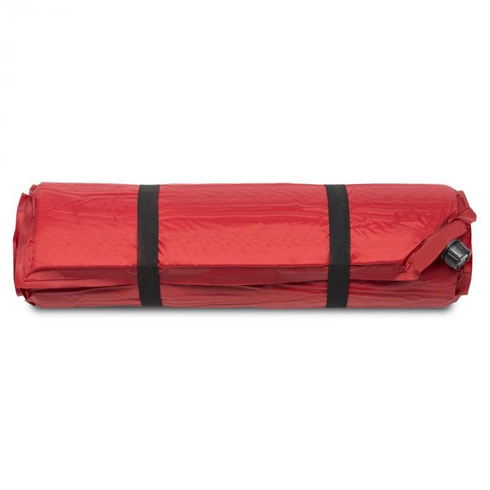 Gooddream 3 Sleeping Mat Air Mattress 3cm Thick Self-Inflating Red