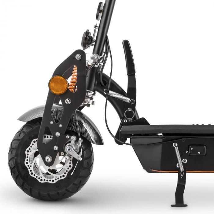 tank type 800tt elektro scooter 36v 800w 40 km h 25 km. Black Bedroom Furniture Sets. Home Design Ideas