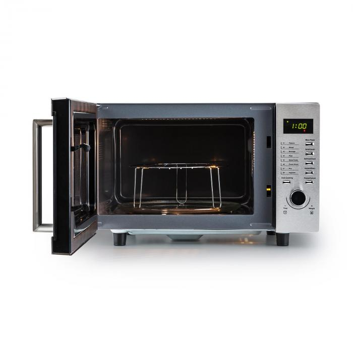 Steelwave Forno a Microonde 23l 800W a Incasso