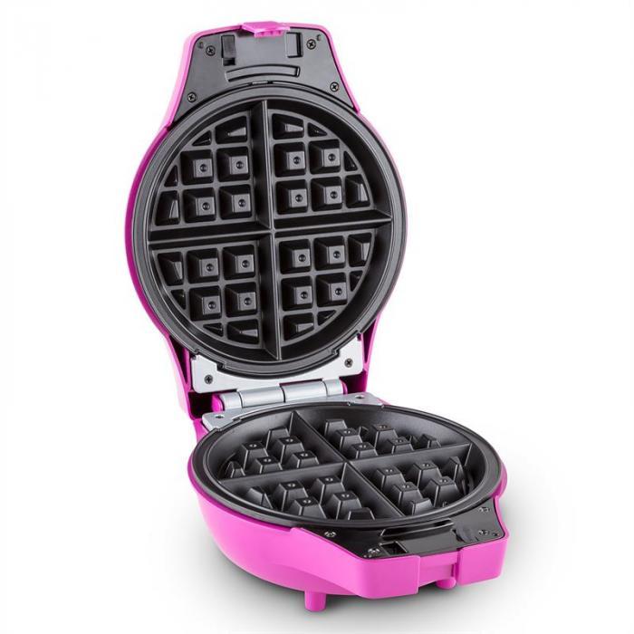 trinity mini cake pop maker waffeleisen donut maker 1000w pink pink online kaufen elektronik. Black Bedroom Furniture Sets. Home Design Ideas