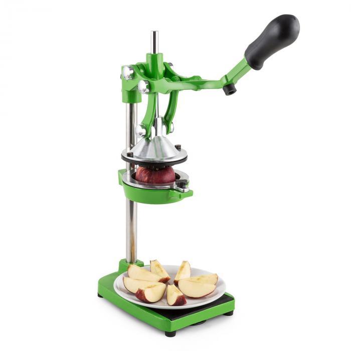 TriJuicer Spremitore a Leva Taglia Mele Patate fritte verde